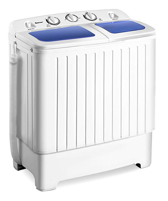 Giantex Small Portable Washing Machine