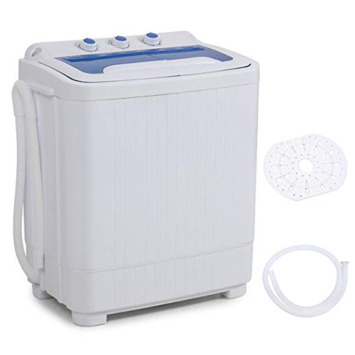 Della Small Portable Washing Machine