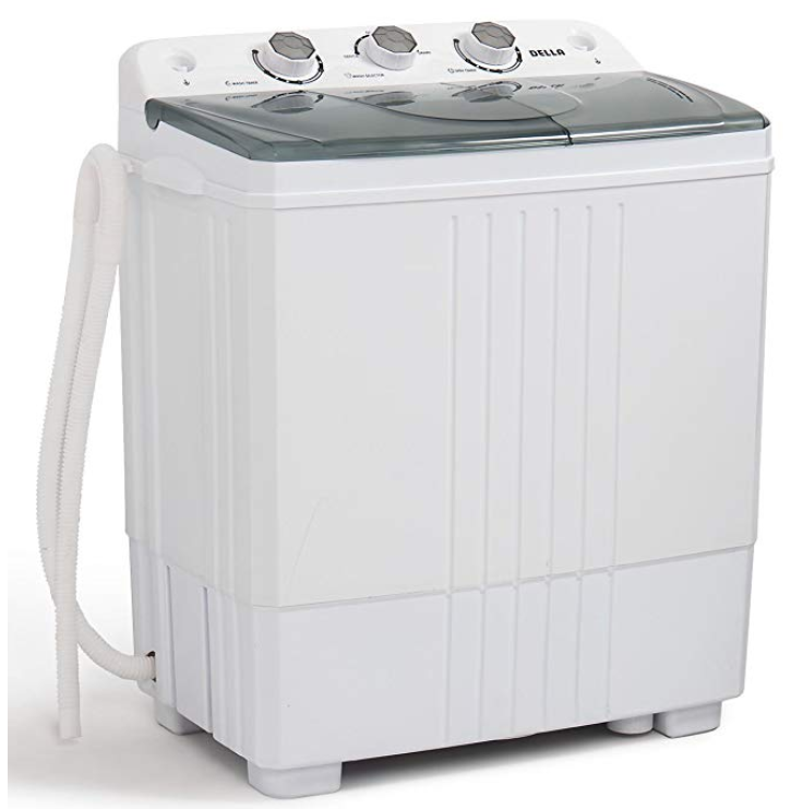 Della Small Portable Washer