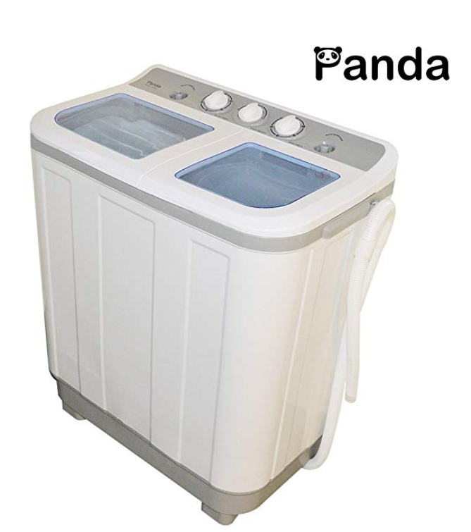 Panda Small Compact Washing Machine