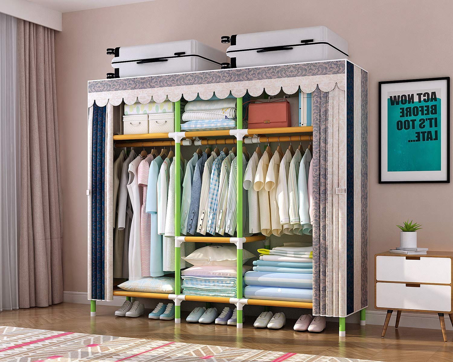 Top portable closet reviews