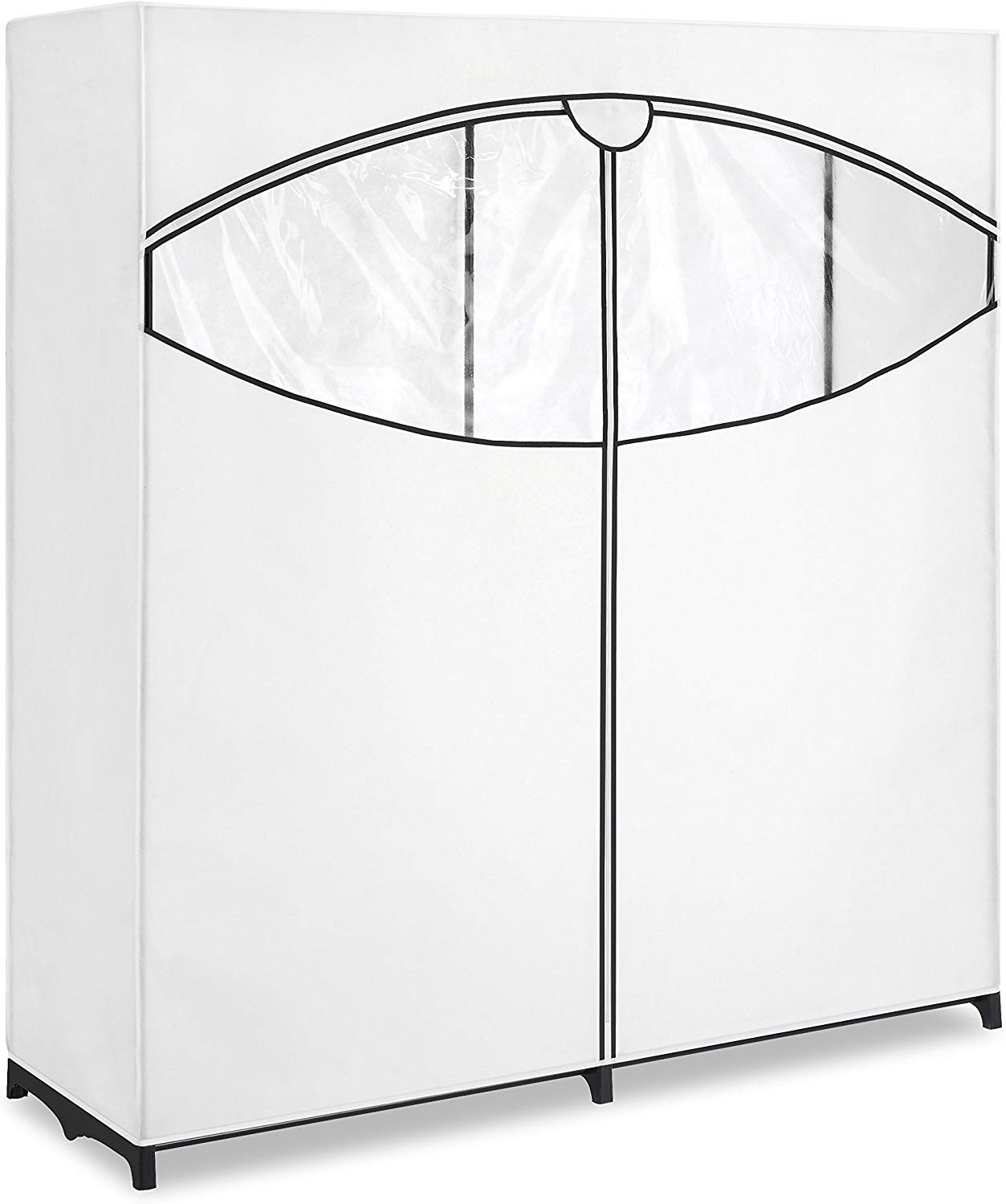 Hot portable closet
