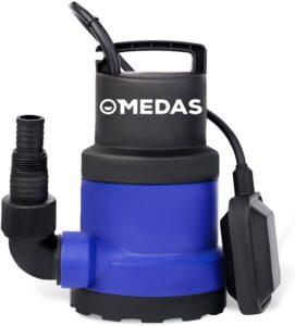 MEDAS Sump Pump Submersible