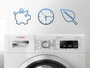 Time saving washing machine