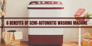 Washing Machine Benefits