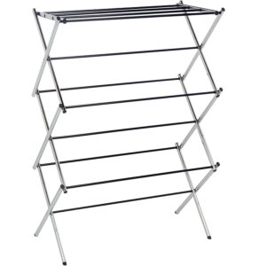AmazonBasics Foldable Clothes drying rack